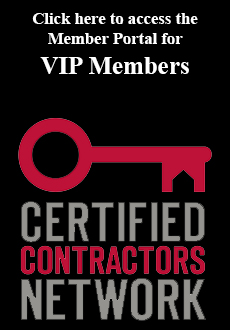 Login 800 396 1510 certified contractors network for Contractors network