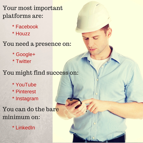 Social media for replacement contractors