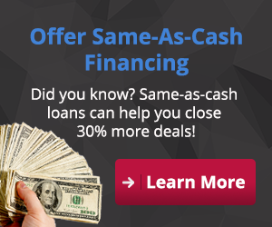 offer same-as-cash financing