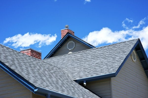 roof of a home